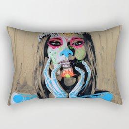 diosas de la noche #2 Rectangular Pillow