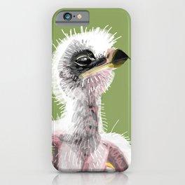 Baby Bonelli´s eagle iPhone Case