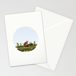 Spotted-tail Quoll (Dasyurus maculatus) Stationery Cards