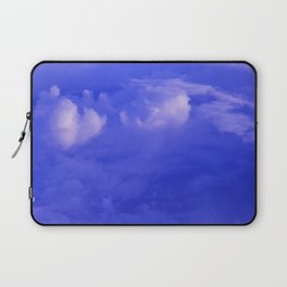 Aerial Blue Hues II Laptop Sleeve