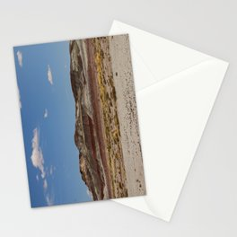 Blue Mesa Area - Petrified Forest Stationery Cards