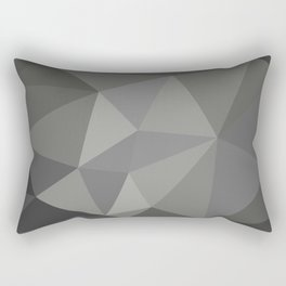 Polygon art 01 Rectangular Pillow
