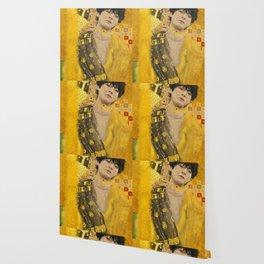 Taehyung Klimt style Wallpaper