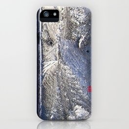 Frost Owl iPhone Case