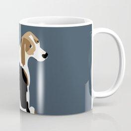 Gracie and Greta tree walker coonhounds Coffee Mug