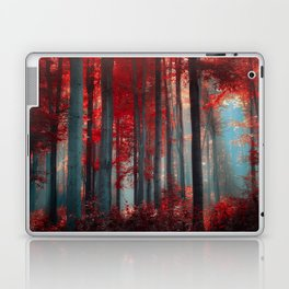 Magical trees Laptop & iPad Skin