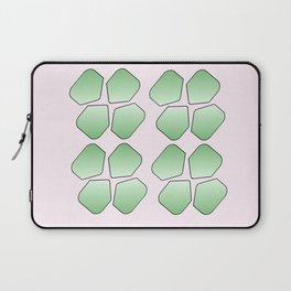 Four Leaf clover 2 Laptop Sleeve