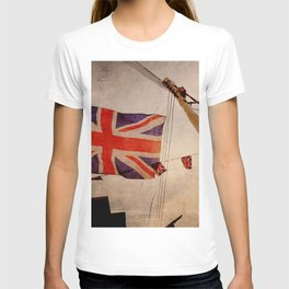 Union jacked T-shirt