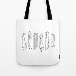 Uncut - A Study - Pt II Tote Bag