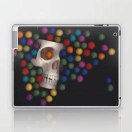 Skull and felt 2 Laptop & iPad Skin