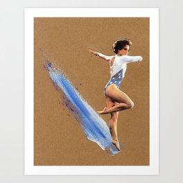 A touch of magic #1 Art Print