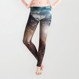 LOST IN THE FOG Leggings