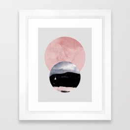 Minimalism 31 Framed Art Print