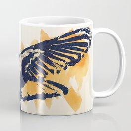 Hummingbird - Collage Coffee Mug