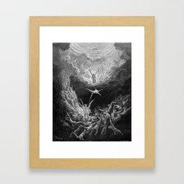 Gustave Doré's The Last Judgement Framed Art Print