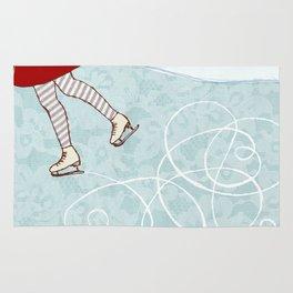 Ice Skating Rug