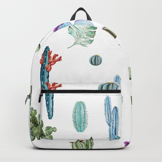 tropical forever Backpack