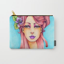 Original Illustration by Jenny Manno Carry-All Pouch