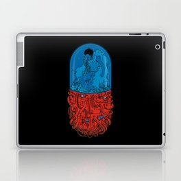 Cyberpunk Experiment Laptop & iPad Skin