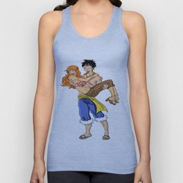 My Captian Unisex Tank Top
