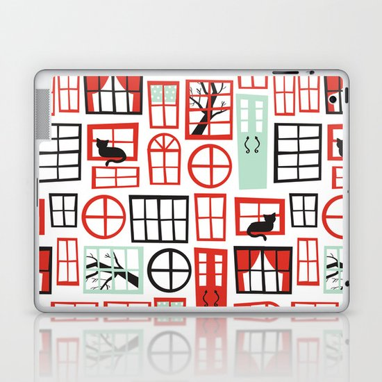 Doors and Windows Laptop & iPad Skin