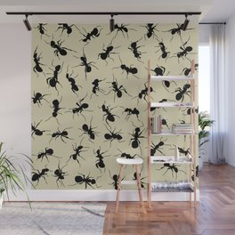Ants Wall Mural