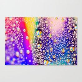 Lisa Frank's Happy Tears Canvas Print