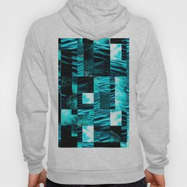 sea collage Hoody