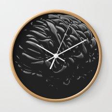 Black Brain Wall Clock