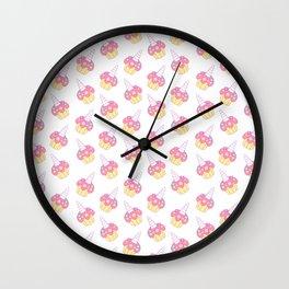 Ice Cream Unicorn Wall Clock