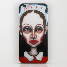 sister s iPhone Skin