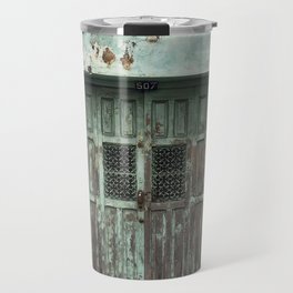 The Doors of Merida XXV Travel Mug