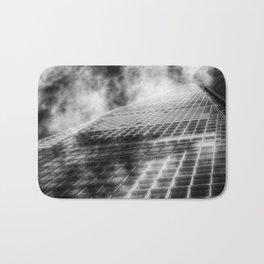 The Shard abstract Bath Mat