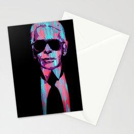 Karl Lagerfeld Portrait Pop Stationery Cards