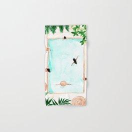 Pool Day Hand & Bath Towel
