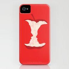 The apple of my eye Slim Case iPhone (4, 4s)