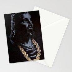 My Jesus Chain Stationery Cards