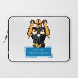 RANK CENTURION Laptop Sleeve