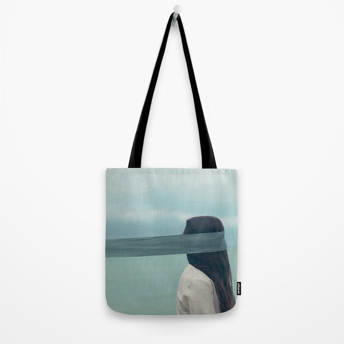 Inhibition Tote Bag
