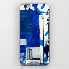 Yves Klein iPhone Skin