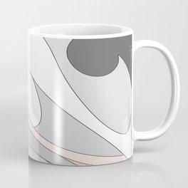 Colorful Curves by FreddiJr Coffee Mug