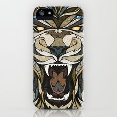 Lion Slim Case iPhone (5, 5s)