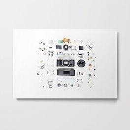 AE-1 Metal Print
