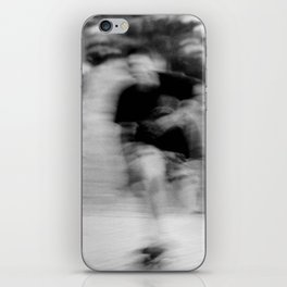 Skateboarding! iPhone Skin