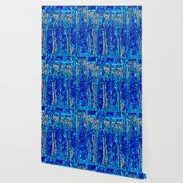 Bubbling Waters Wallpaper