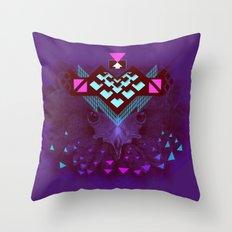::Space Bird:: Throw Pillow