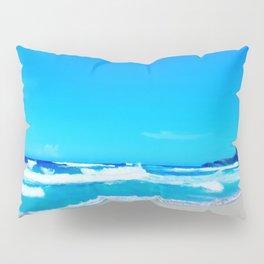 Carribean Coast Pillow Sham