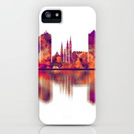 Huntsville Alabama Skyline iPhone Case