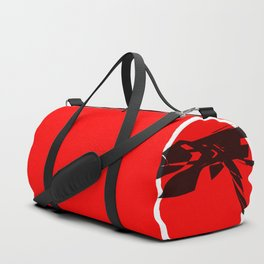 UFO in the Sun's Glare Duffle Bag