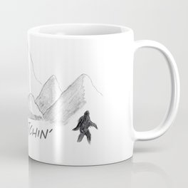 Gone Squatchin' Coffee Mug
